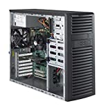 Supermicro Mid-Tower Workstation Barebone System Components Other (SYS-5039A-IL)