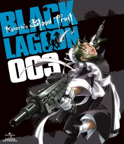 BLACK LAGOON Roberta's Blood Trail 003