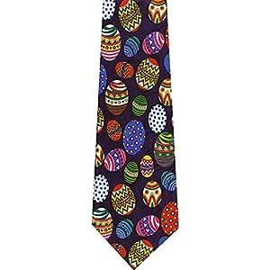 Corbata Huevos De Pascua En Todo Novedad Corbata Corbata Corbata ...