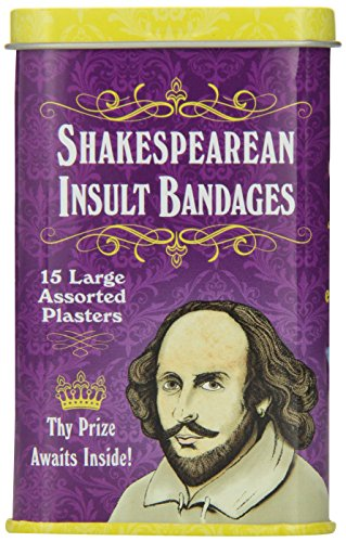 Accoutrements Shakespearean Insult ()