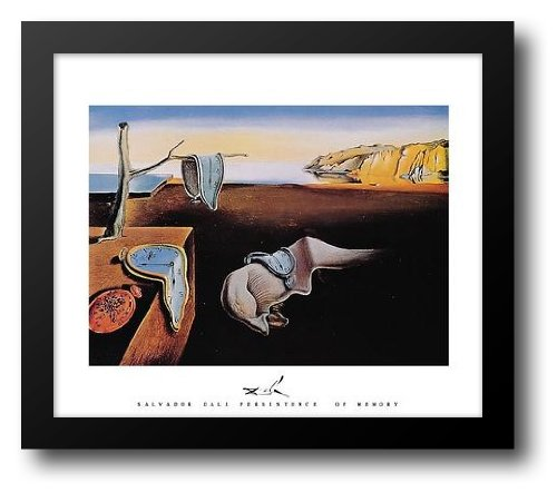 The Persistence of Memory, c.1931 18x15 Framed Art Print by Dali, Salvador