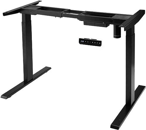 AECOJOY Electric Stand Up Desk Frame