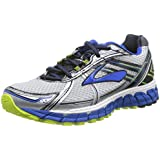 Brooks Men's Adrenaline GTS 15 Running Shoe, Black / Anthracite