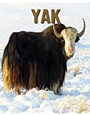 Yak: Children's Book An Amazing Animal Picture Book about Yak for Kids