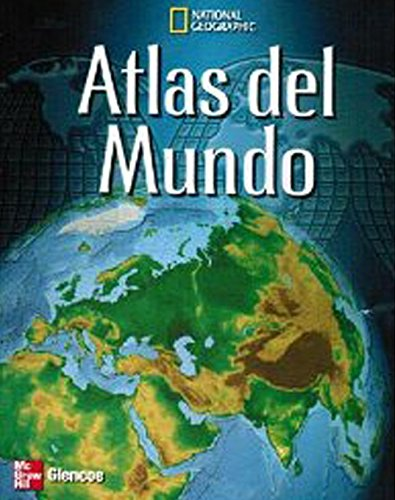National Geographic Atlas Del Mundo (Spanish Edition)