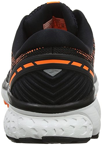 Ghost Multicolore Homme orange Brooks Running silver 093 black Chaussures 11 De awqqxTFn