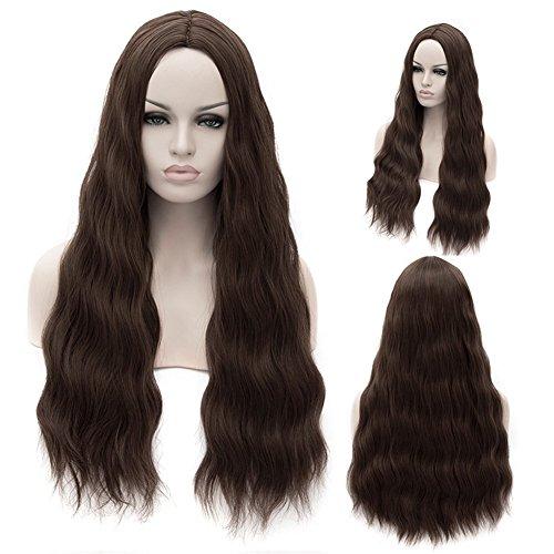 Long Brunette Wig (Topwigy Women's 30