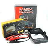 Vici Vc480c+ 3 1/2 Accuracy + 4 Wire Test Multimeter Digital Milli-ohm Meter
