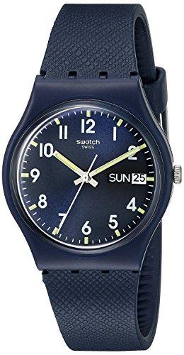 SWATCH watch GENT SIR BLUE GN718