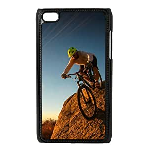 Good Quality Phone Case Designed With Cycling Sports For iPod Touch 4