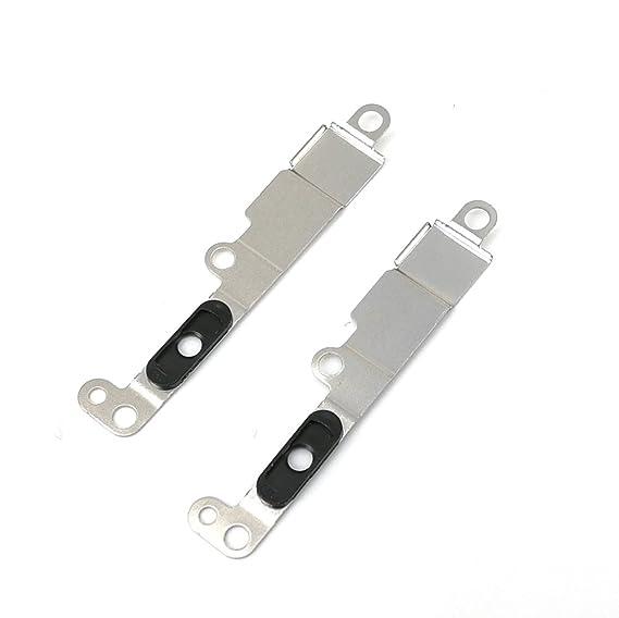 wholesale dealer f4e44 58322 Amazon.com: E-REPAIR Home Button Key Metal Bracket Holder Kit ...