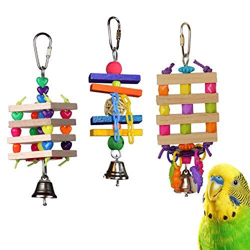Super Bird Creations Balsa Lovers Bird Toy Assortment