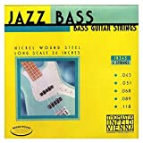 Thomastik JR345 JAZZ Bass Nickel Roundwound, long scale 34'' (5-string)
