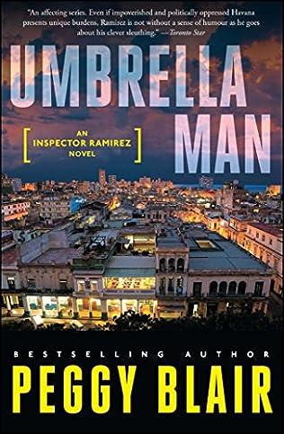 book cover of Umbrella Man