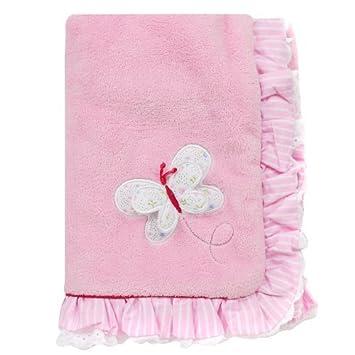 Amazon.com : Just Born Antique Chic Fashion Blanket by Triboro ... : triboro quilt - Adamdwight.com