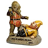 BigMouth Inc Ofically Licensed Star Trek Gorn Gnome Statue, Funny Lawn Gnome Statue, Star Trek Gnome Garden Decoration