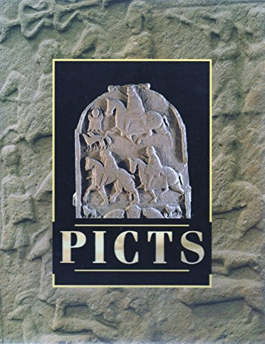 PICTS: An Introduction to the Lives of the Picts and the Carved Stones in the Care of the Secretary of State for Scotland (Historic Buildings and Monuments) by Anna Ritchie (1-Nov-1989) Paperback