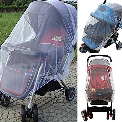 sungpunet niños del bebé carrito Net hilo cortina de accesorios coche funda para coche insectos Atención