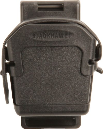 BLACKHAWK! Bh-44A890BK Taser X26/X26P Cartridge Holder Black