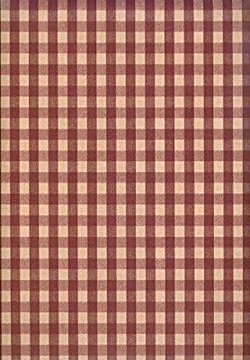 York Wallcoverings Best Of Country Gingham Wallpaper