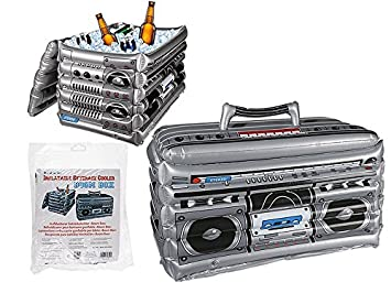 Out of the blue 91/4143 – Enfriador de Bebida Inflable Boom Box, One Size
