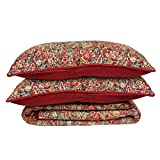 Greenland Home 3-Piece Persian Quilt Set, King