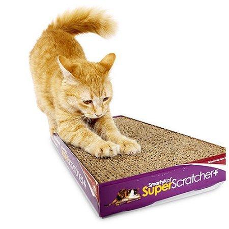 Cat Super Scratching Post Board Turbo Scratcher Mats Replacement Pads by Cat Scratcher
