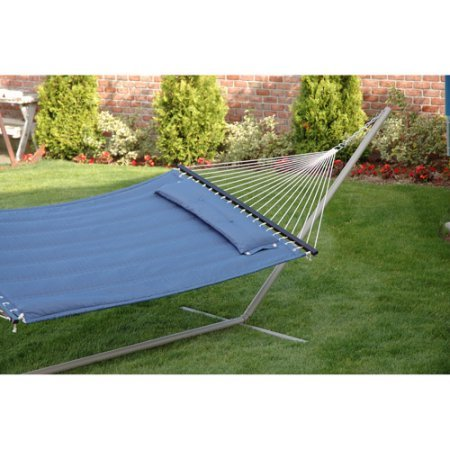 Classic Poly Quilted Hammock (Hammocks Comfort Classic Poly Quilted Hammock with
