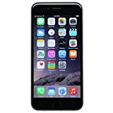 Apple iPhone 6 16GB Factory Unlocked GSM 4G LTE Smartphone, Space Gray (Certified Refurbished)