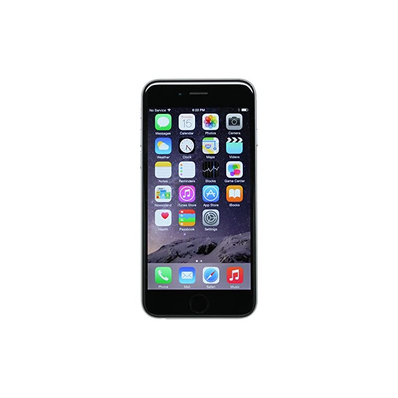 Apple iPhone 6 Plus a1522 128GB Space Gr