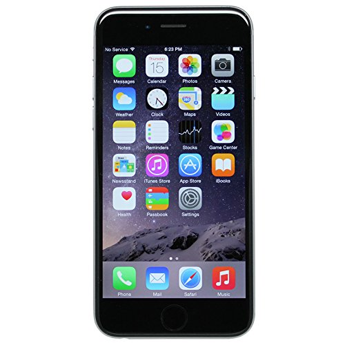 Apple iPhone 6, AT&T, 16GB - Space Gray (Certified (Att Apple)
