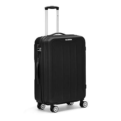 Roncato Ciak - Juego de maletas negro negro: Amazon.es: Equipaje