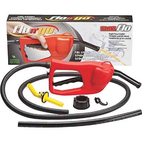 Flo N Go 08338 MaxFlo Siphon Pump (Replacement Spout Assembly)