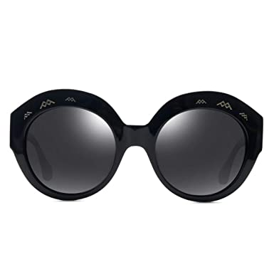 parzinkk Gafas De Sol Polarizadas Para Damas Placa Retro ...