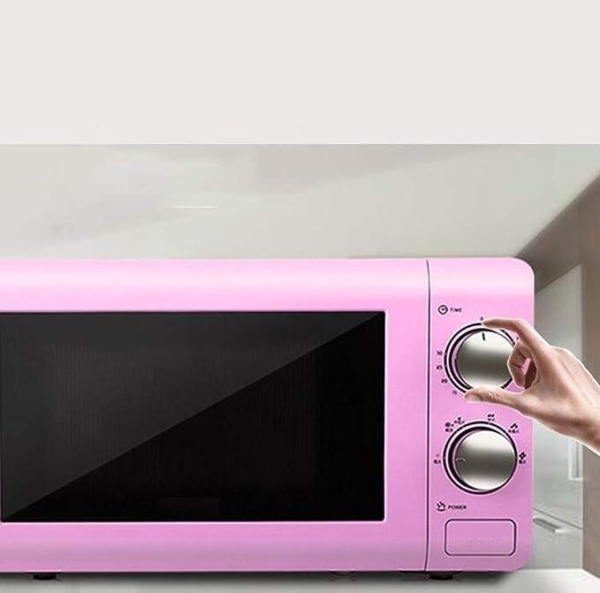 LJXWH Horno de microondas, hogar pequeño Mini Calentador.Multi ...