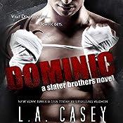 Dominic: A Slater Brothers Novel | L. A. Casey