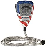 Best Cb Power Mics - Astatic 302-10309 Stars N' Stripes Noise Canceling 4-Pin Review