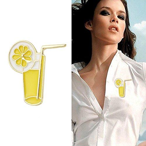 Qingdao Foreign Trade jewelry original single burst models simple coconut tre brooch pin women girls female accessories
