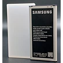 Original OEM Samsung Galaxy S5 battery (NFC) EB-BG900BBE 2800mAh - W/ Battery Protective Case - Retail Packaging
