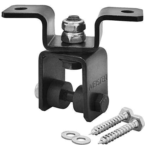 Meister 250lb Heavy Bag Ceiling Hanger Mount w/ 360° Swivel for MMA & Boxing Punching Bags ()