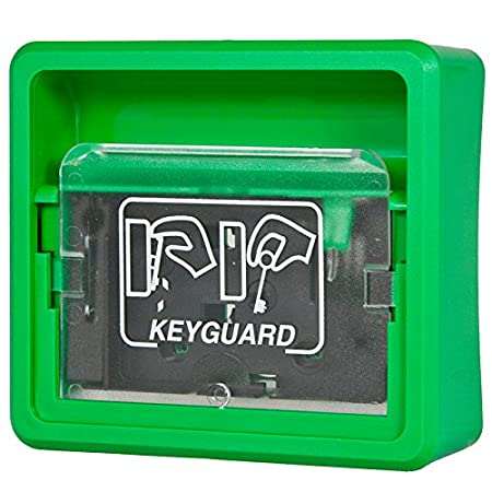 Green Hoyles K1010G Alarmed Key Guard