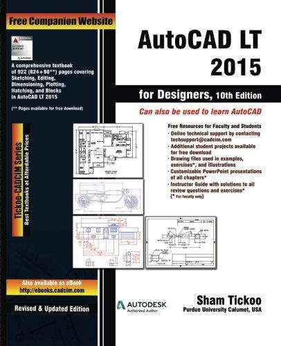 AutoCAD LT 2015 for Designers