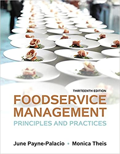 Amazon foodservice management principles and practices ebook foodservice management principles and practices 13th edition kindle edition fandeluxe Image collections