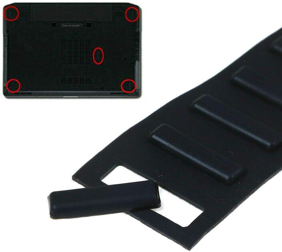 Replacement 5PCS Base Case for Dell Latitude E5530 E6430 E5430 E6430s Rubber Foot Feet Bottom Base Cover
