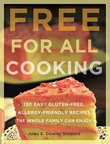 Free All Cooking Gluten Free Allergy Friendly ebook product image