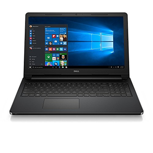 2018 Dell Inspiron 15 300015.6-inch HD Truelife LED-Backlit Display High Performance Laptop PC, Intel Celeron N3060 Dual Core Processor, 4GB RAM, 500GB HDD, DVD, WIFI, Bluetooth, HDMI, Windows 10 by Dell