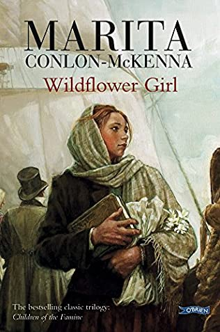book cover of Wildflower Girl
