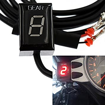 Easy PLUG /& PLAY Gear Position Indicator for ALL NEW 2018-2019 HONDA CB300R