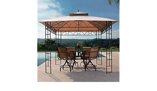 sc 1 st  Amazon.com & Amazon.com : Belvedere Gazebo Replacement Canopy : Garden u0026 Outdoor