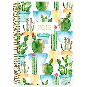 Amazon.com : bloom daily planners 2019 Calendar Year Day ...